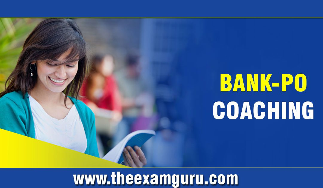 Best Bank PO Coaching in Pitampura