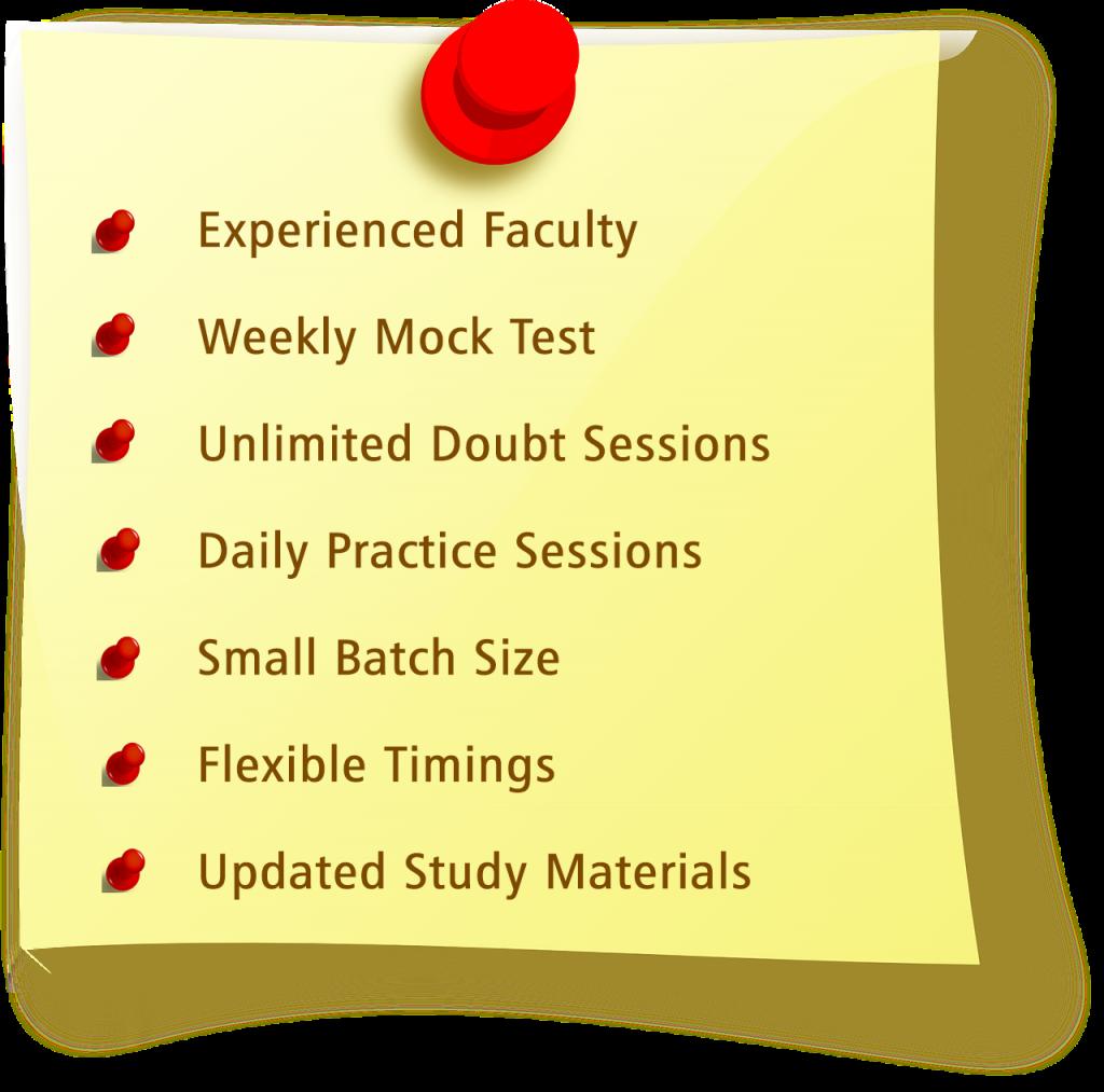the exam guru specialties