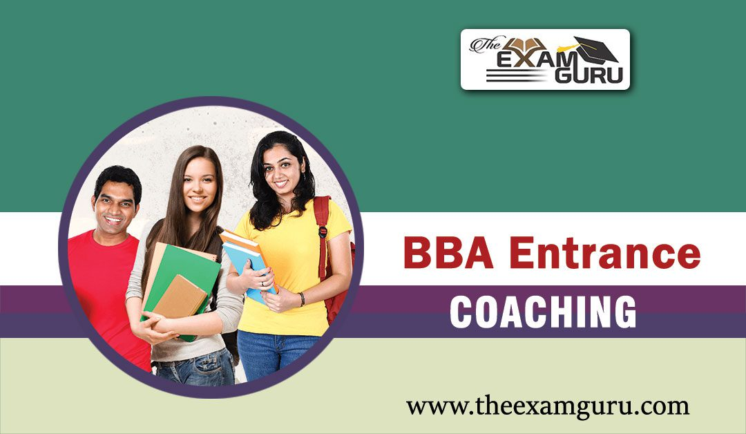 BBA Entrance Exam Coaching in Pitampura