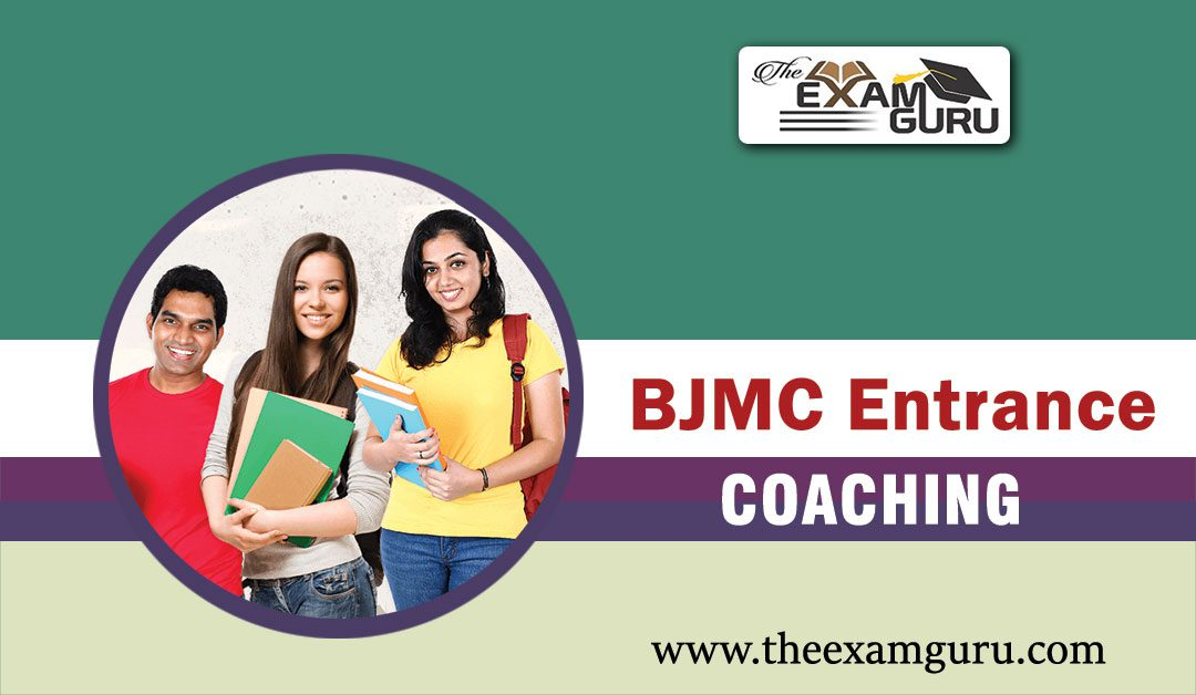 BJMC Entrance Exam Coaching in Kamla Nagar