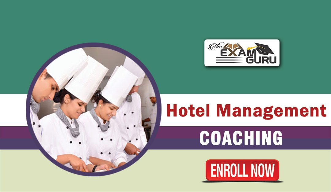 Hotel Management (HM) Entrance Coaching in Kamla Nagar